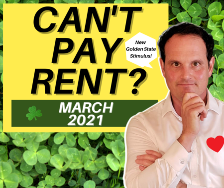 Rent Assistance Programs - Help for Tenants & Landlords in March 2021!
