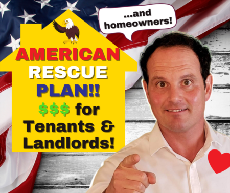 American Rescue Plan: Rental Assistance for Tenants and Landlords