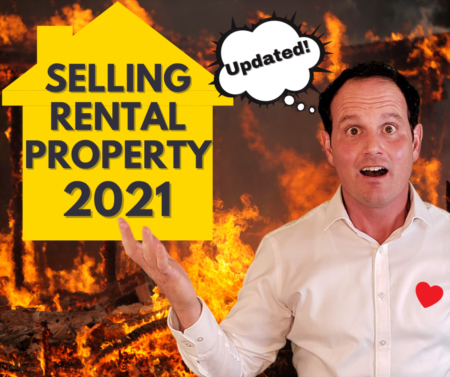 Selling rental property with tenants 2021 - even if not paying rent! Update!