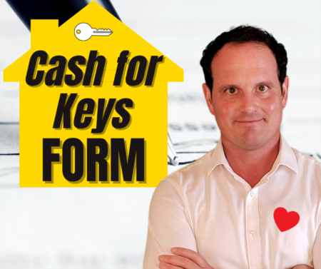 Cash for Keys Agreement Form - Cash for Keys Part 2