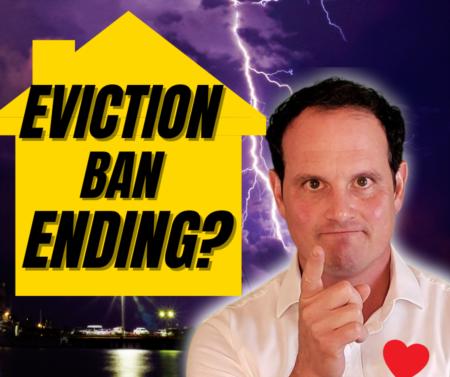Eviction moratorium extension 2021? SB91 & CDC Eviction Moratorium
