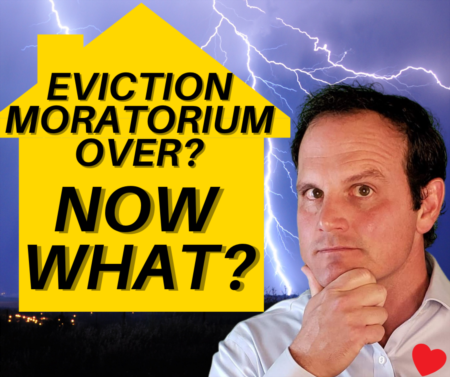 Eviction Moratorium Over - housing market update for tenants and landlords