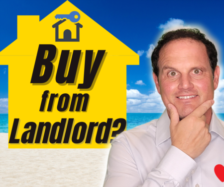 Buy house from landlord! Guide for tenant and landlord in this housing market