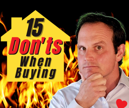 15 tips for home buyers: what NOT to do when buying a house in housing market 2021