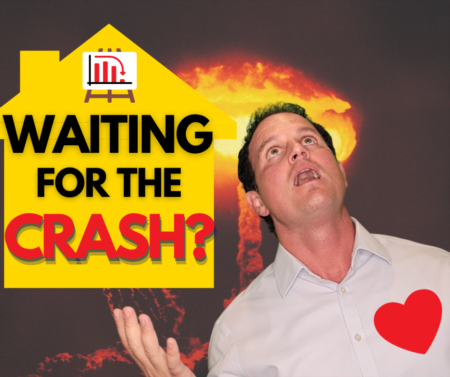 Housing Market Crash: Can you wait years for the housing market crash?