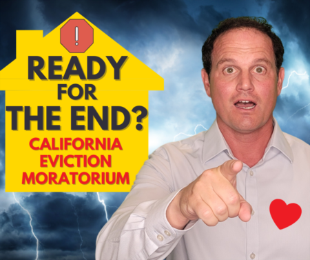 What to do for the end of California eviction moratorium, AB 832 - Guide for tenants and landlords