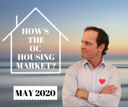Orange County Housing Market Update - May 2020