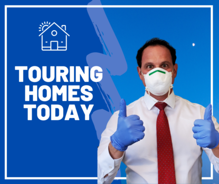 How to tour real estate during COVID-19