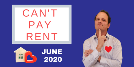 Can't Pay Rent for June 2020 Due to Pandemic? - Guide for Tenants and Landlords