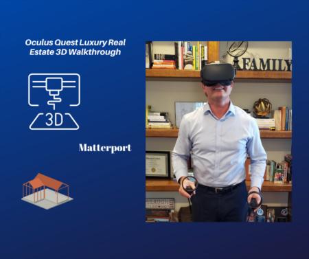 Oculus Quest Luxury Real Estate 3D Walkthrough