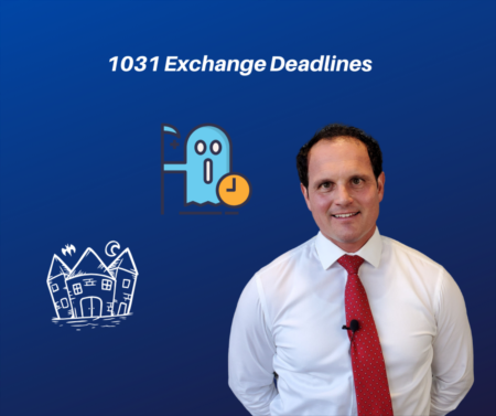 1031 Exchange deadlines just changed. What you need to know!!!!