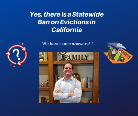 Big Eviction Update for California Tenants and Landlords
