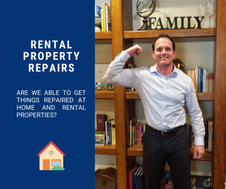 Can you do Rental Property Repairs now?