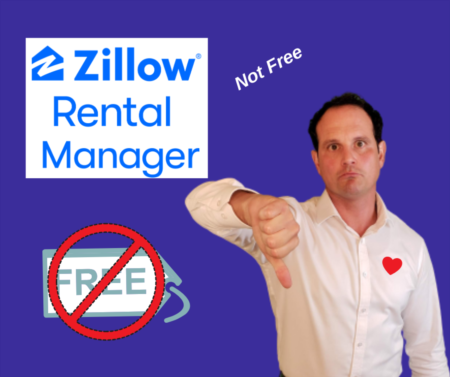 Zillow Rental Manager is no longer free for landlords