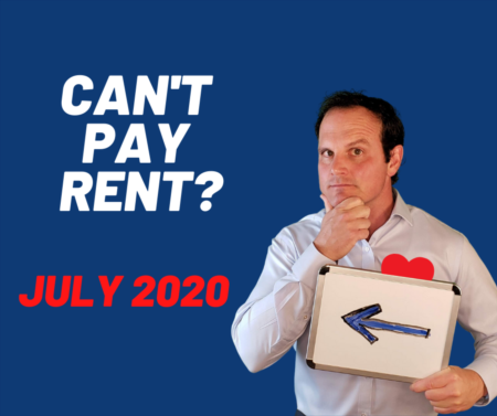 Can't Pay Rent Due to Coronavirus? Guide for Tenants and Landlords - July 2020