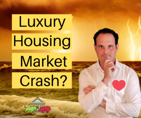 Is the Luxury Real Estate Market Crashing for your OC Mansion?