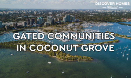 5 Best Gated Communities In Coconut Grove