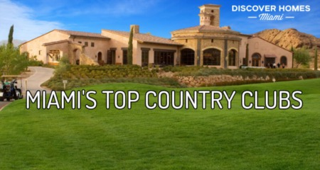 The 7 Best Country Clubs in the Miami Area
