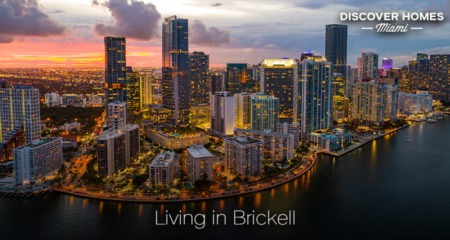 Living in Brickell, Miami: 2021 Neighborhood Guide