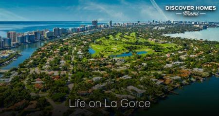 La Gorce, Miami Beach, FL: Exclusive Waterfront Golf Community