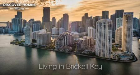 Living in Brickell Key, FL: 2021 Neighborhood Guide
