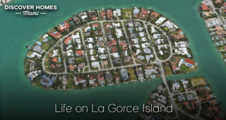 La Gorce Island, Miami Beach, FL: Private & Gated Community