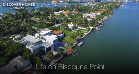 Biscayne Point, Miami Beach, FL: Coveted Waterfront Enclave