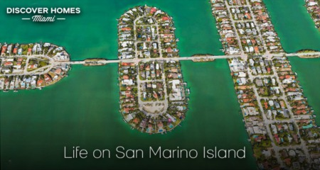 San Marino Island, Miami Beach, FL: Luxurious Island