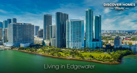 Living in Edgewater, Miami, FL: 2021 Neighborhood Guide