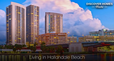 Living in Hallandale Beach, FL: Relaxed Oceanfront Community