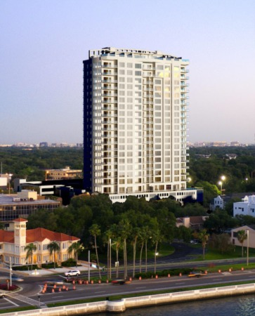 Luxury High Rise Coming to Bayshore