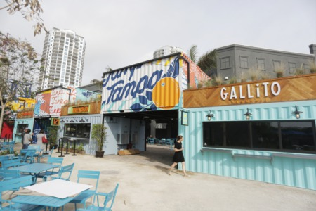 Tampa's Waterfront Food Hall Continues to Grow