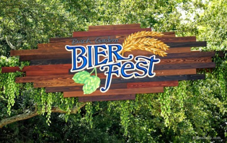 Bier Fest Returns to Busch Gardens