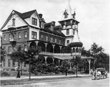 Historic hotel home to secret finds