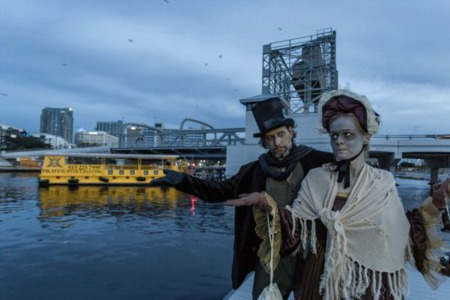 Haunted River Tours Coming Back to Downtown Tampa