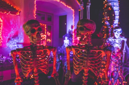 Spooky Lounge In Ybor Is The Perfect Halloween Hangout