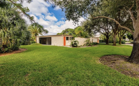 Rare Home Designed By Sarasota Architect Now For Sale