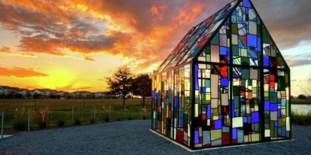 Visit Central Florida's Kaleidoscope House