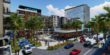 Midtown Tampa Opening Massive Food Hall