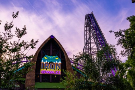 Iron Gwazi Set To Open At Busch Gardens Spring Of 2021