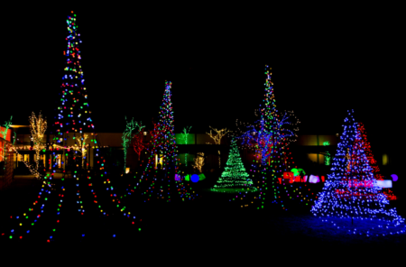 St. Pete Brings Back Holiday Light Displays