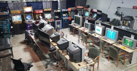 St. Pete Houses The Largest Retro Video Game Store In The US