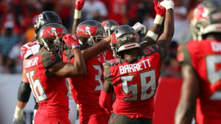 Tampa Bay Buccaneers Clinch Playoff Spot