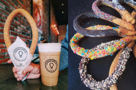 Churro-Centric Cafe Is Officially Open In Tampa