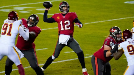 Tampa Bay Buccaneers Make It To Next Round In The Playoffs With Saturday's Win
