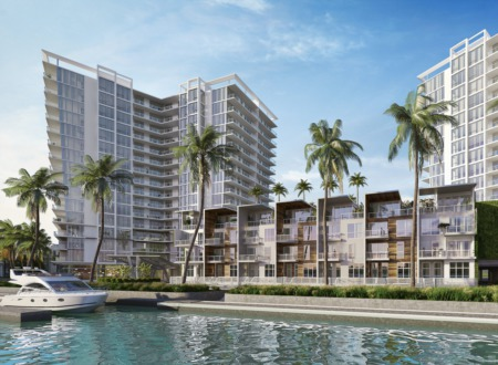 Luxurious Waterfront Three-Tower Development Coming To Tampa Bay