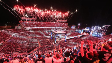 WrestleMania Coming To Tampa In April