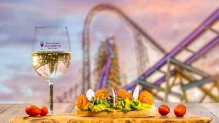 Busch Gardens' Food and Wine Festival Returns This Spring