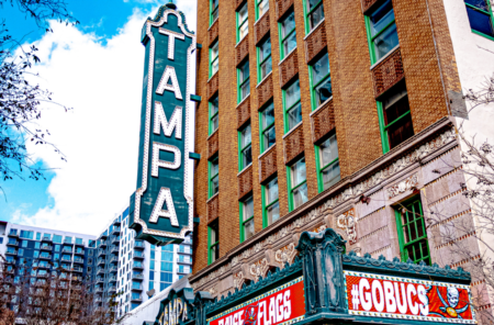 Tampa Theatre to Reopen in March
