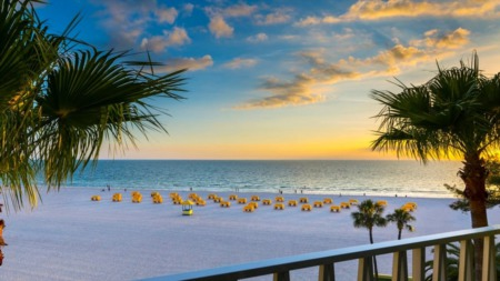 St. Pete Beach Voted Best Beach In America
